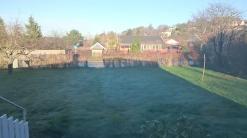 Grymt fina höst (/vinter) dagar här i götet :)